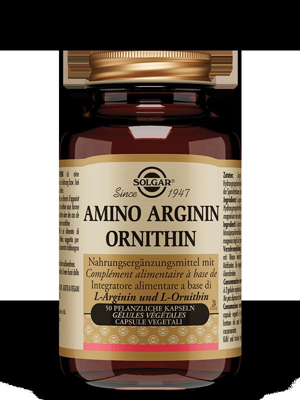 AMINO ARGININ ORNITHIN