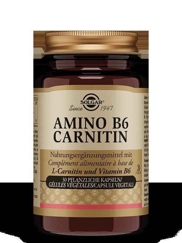 AMINO B6 CARNITIN