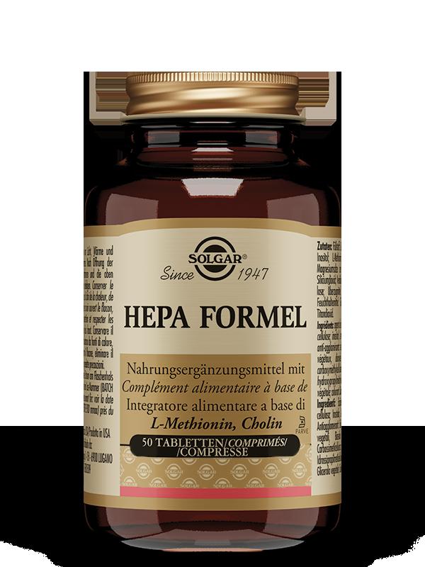 HEPA FORMEL